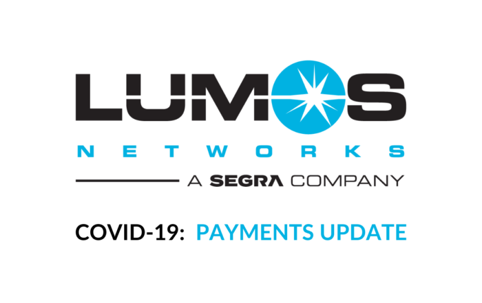 Payments Update Covid 19