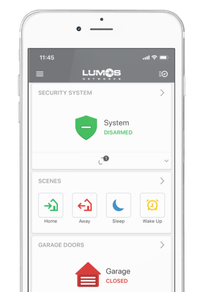 Lumos Networks Smart Home Security